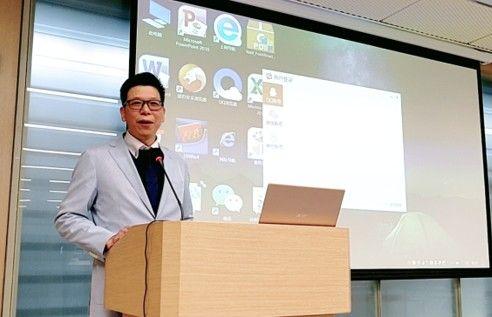 致力于中日医疗技术合作的叶健先生