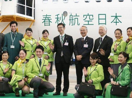 春秋航空日本国内航线