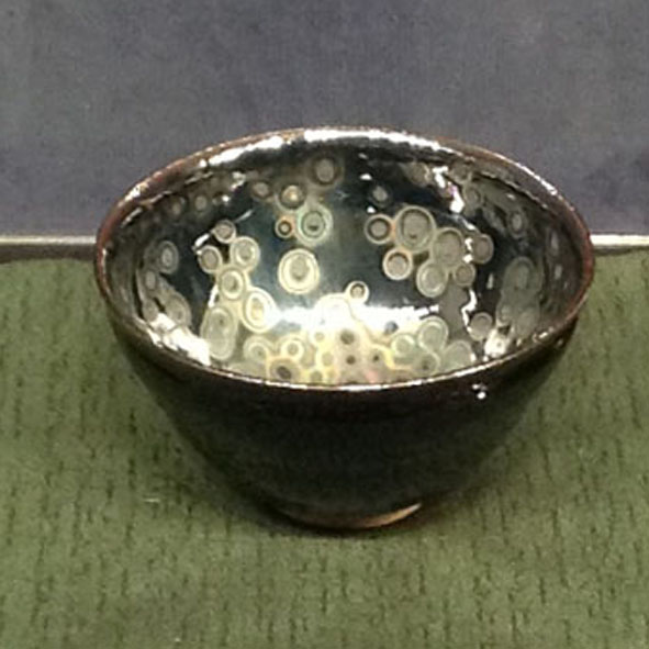 中国风复古圆点纹素材